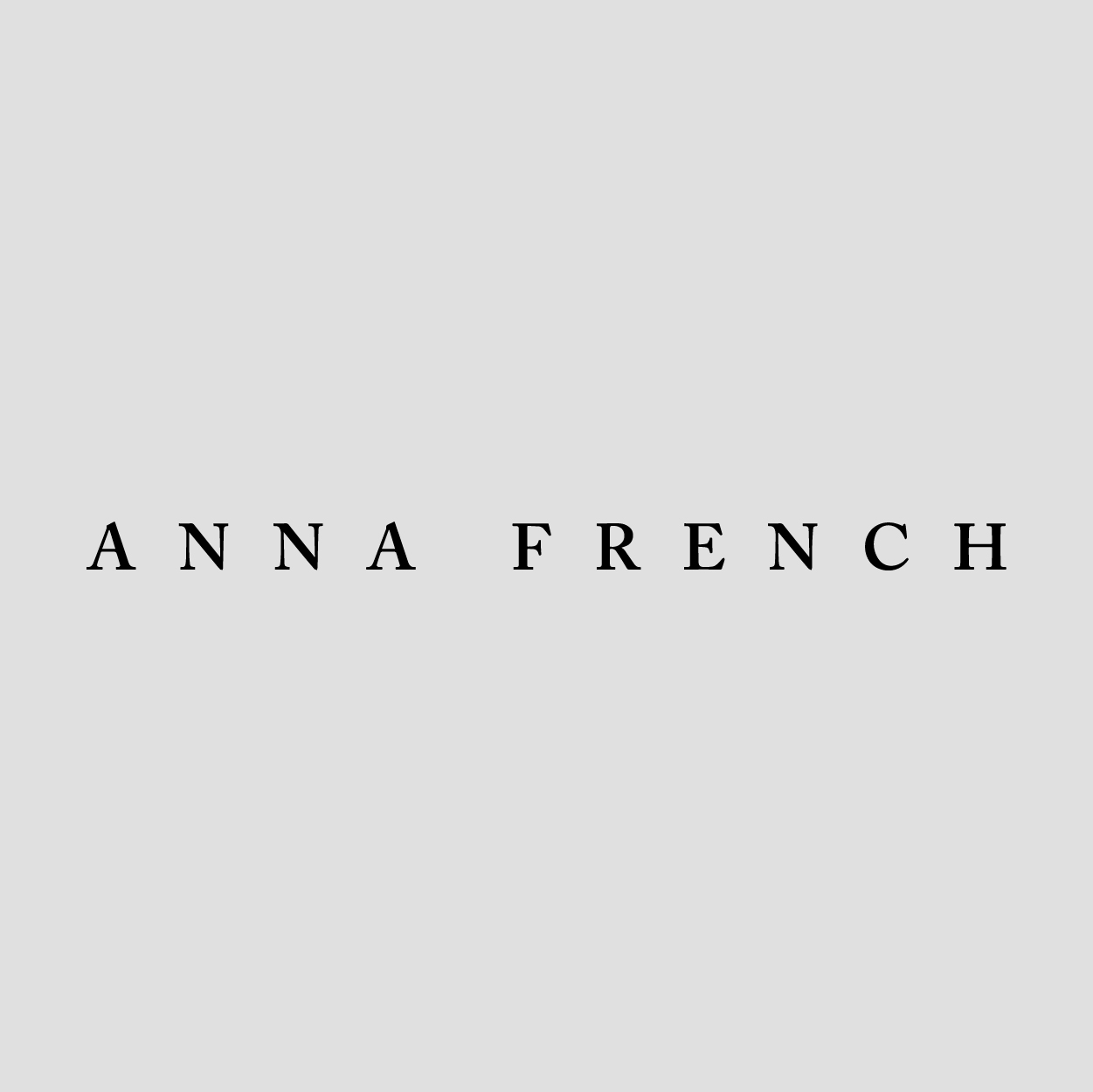 Anna French logo