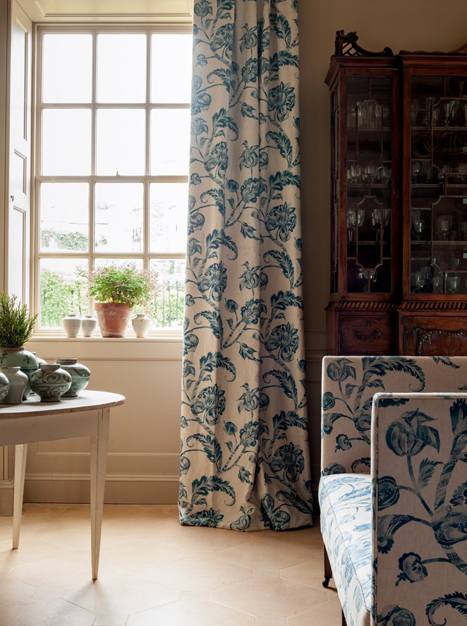 Bold Upholstery Fabric