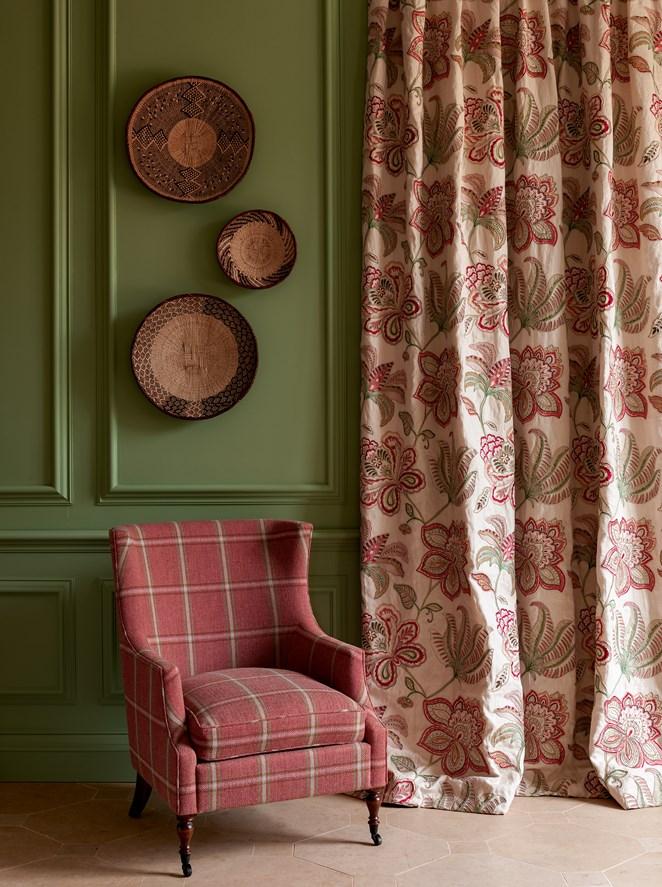 Colefax Fowler Designer Fabric Stockist London Fabric Company Uk