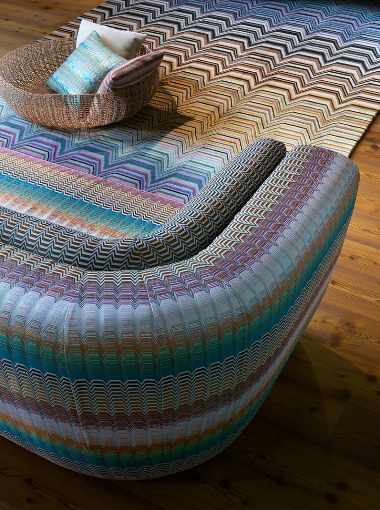 Missoni Designer Fabric Stockist London Fabric Company Uk