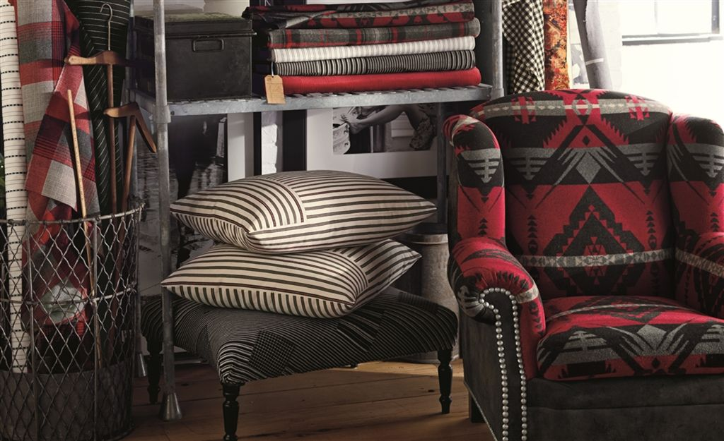 Ralph Lauren Designer Fabric Stockist London Fabric