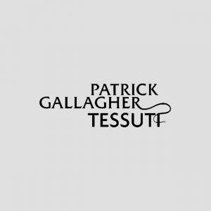 PATRICK GALLAGHER TESSUTI